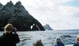 Bootsfahrt zu den Skelligs